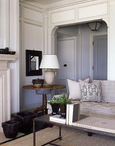 paneling and Swedish styling
