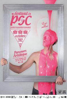 Festival POC 2012, Portes Ouvertes Consolat, Parcours artistique