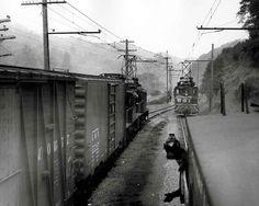Sacramento Northern freight action | Classic Trains Magazine