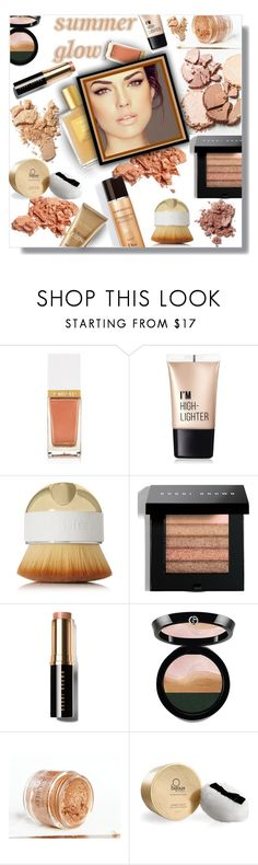 """Summer Glow - Contest!"" by sarguo ❤ liked on Polyvore featuring beauty, Tom Ford, Charlotte Russe, Artis, Bobbi Brown Cosmetics, Giorgio Armani, OuiHours, L'Oréal Paris and creativebeauty"