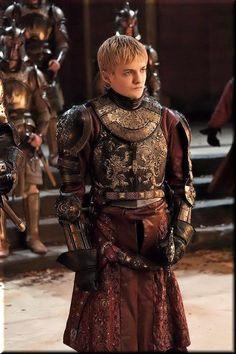King Joffrey Baratheon--I hate him, I hate him so much. But GOSH that wardrobe department knows whats up
