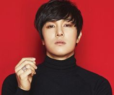 "Shinhwa's Dongwan ""WE"" promotional picture."