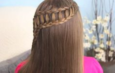 Ladder Braid Combo &  Feather Waterfall tutorial