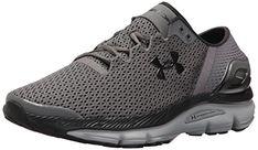 detailed pictures 59377 9618c Under Armour UA Speedform Intake 2 Chaussures de Running Compétition Homme  Gris (Graphite) 47.5