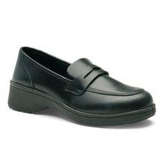 """Chaussures de Sécurité S.24 Ligne Executive Romane Noir SBP Réf. 8882 """"• Tige cuir VERPELLE noir • Doublure textile • Embout acier • Semelle anti-perforation inox • Semelle extérieure TPU light • Semelle intérieure cuir"""""""