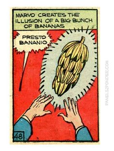 doctormonstor:  Presto Bananio!