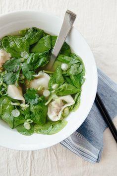 Recipe: Won Ton Soup