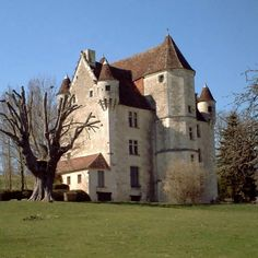 Manoir de Courboyer. Nocé 61340 Normandie.