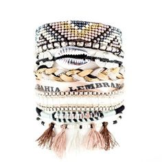 Bracelet Hipanema Shadow