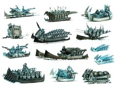 More of my drawings from how to train your dragon From top are ideas for Eret's fort, and the bottom ones are sled explorations for Drago's army. Peter Chan, Futuristic Cars, Futuristic Vehicles, Beautiful Dragon, Prop Design, Visual Development, Illustrations, Environmental Art, Character