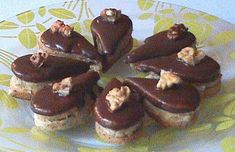 Kávové slzičky - My site Chocolate Coffee, Chocolate Desserts, Czech Desserts, Baking Recipes, Cake Recipes, Oreo Cupcakes, Czech Recipes, Sweet And Salty, Holiday Cookies