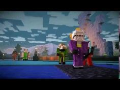 [Popularmmos - Minecraft ] STORY MODE - PAT AND JEN IN THE MOST INSANE R...