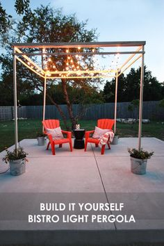There are lots of pergola designs for you to choose from. First of all you have to decide where you are going to have your pergola and how much shade you want. Diy Pergola, Patio Diy, Pergola With Roof, Cheap Pergola, Backyard Patio, Pergola Ideas, Backyard Ideas, Carport Ideas, Carport Garage