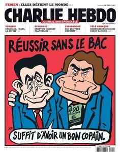 La une - semaine du 19 juin 2013 | Charlie Hebdo