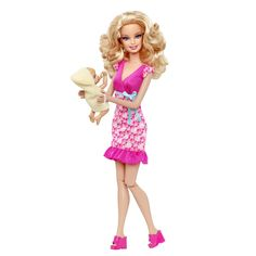 Barbie I Can Be Baby Caregiver Doll