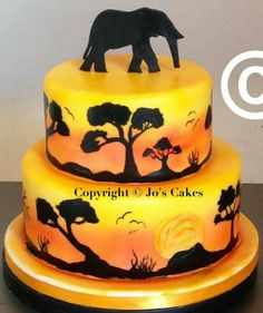 I love these cakes
