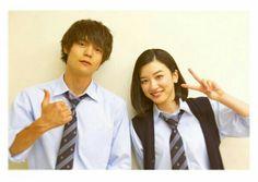 Boku-tachi ga Yarimashita (僕たちがやりました) Masataka Kubota & Mei Nagano