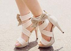 Schuhe - auch toll für ein schlichtes Kleid