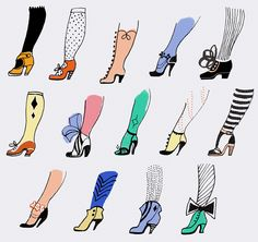 Shoes by Eili-Kaija Kuusniemi — Agent Pekka