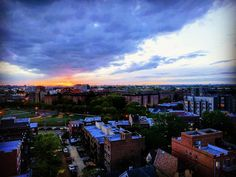 Sunset #Flushing #Queens #WorldsFair