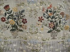 Detail by Be*mused, via Flickr 2010 Tokyo International Great Quilt Festival