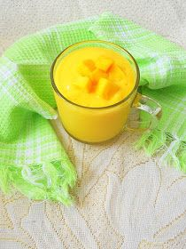 Cooking Is Easy: Mango Milkshake/Fresh Mango Smoothie.