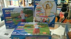 HULA SUPER HOOP AB KING PRO  10pcs DELUXE SPORT SLIM UP THROUGH IN-DOOR EXERCISE WITH ENDLESS DELIGHTS  May vary from illustrations specifications colours and content   Fast Response WA.08161115220