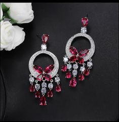 Sherdan Mart Jewelry has a unique collection of fashion jewelry with attractive designs and trendy look which gives you totally classy look with our jewelry and we guarantee you total satisfaction with our jewelry. Cubic Zirconia Earrings, How To Look Classy, Crochet Earrings, Fashion Jewelry, Personalized Items, Luxury, Amazing, Stuff To Buy, Jewellery