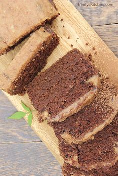 Gluten-free vegan chocolate without refined sugar by Trinity Bourne