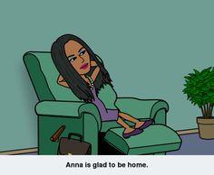 ANNA WILLIAMS: Quem sou eu?