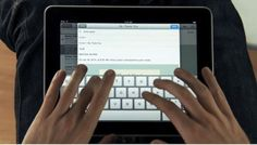 Smartphone Keyboard App can predict what you want to write ~ whatsapp