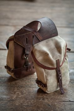 Front saddlebags for Swiss cavalry saddle on Behance