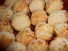 •*¨*•10%off with code MJSOFTBALL2015 at checkout •*¨*• Toasted Coconut Macaroon's 1lb by SlipsCreativeSweets on Etsy, $15.00