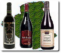 Cuvee Magnifique Vin De Tunisie Domaine Neferis Vins Wine