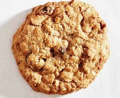 The best oatmeal raisin cookie I've ever had, from bouchon bakery... Now I can have them at home