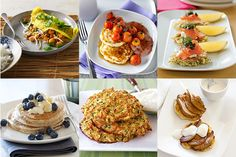 6 pancake recipes
