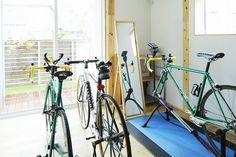トレーニングルームのある「木の家」 | 入居者インタビュー | みんなで考える住まいのかたち | MUJI HOUSE VISION