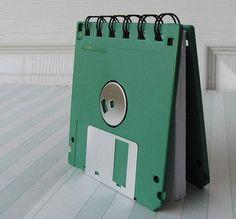 Floppy Disk, Mini Notebook  $5.50