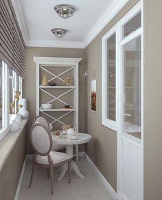Балкон: Балконы, веранды и террасы в . Автор - Юров Денис