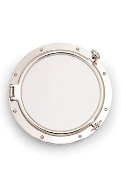 Buy Porthole Style Chrome Mirror from the Next UK online shop