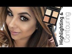 Highlight & Contour | e.l.f Cosmetics - YouTube