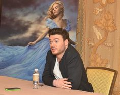 Richard Madden Exclusive Cinderella Interview | No Throne Games Here from The Prince #CinderellaEvent | SavingSaidSimply.com