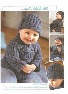 Вызаные вещи свитер для мальчика