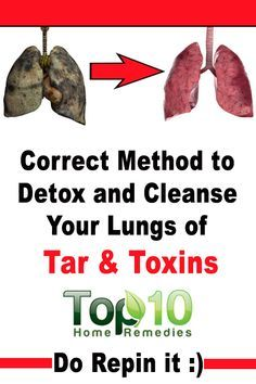 How to #Cleanse and #Detox Your #Lungs