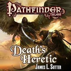 So this is happening: I just bought Death's Heretic by James L. Sutter, narrated by Ray Porter #AudibleApp.
