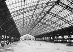 image of galerie des machines, paris | Architecture 170b > Castillo/crawford > Flashcards > Lecture 10 ...