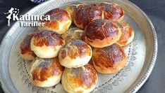 Pofidik Poğaça Tarifi Pretzel Bites, Muffin, Eggs, Bread, Breakfast, Food, Morning Coffee, Brot, Essen