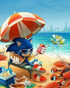 Sonic The Hedgehog, Hedgehog Art, Shadow The Hedgehog, Classic Sonic, Sonic Fan Characters, Sonic Fan Art, Anime Furry, Fox Art, Star Art
