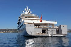 A Look at the Ulysses Explorer Megayacht by Kleven Lurssen Yachts, Viking Yachts, Explorer Yacht, Expedition Yachts, Boat Insurance, Boat Stuff, Yacht Boat, Yacht Design, Motor Yacht