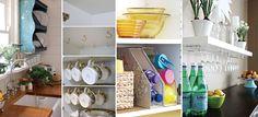 Ideas originales y útiles para organizar tus trastes